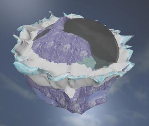 Blue Stone part 1